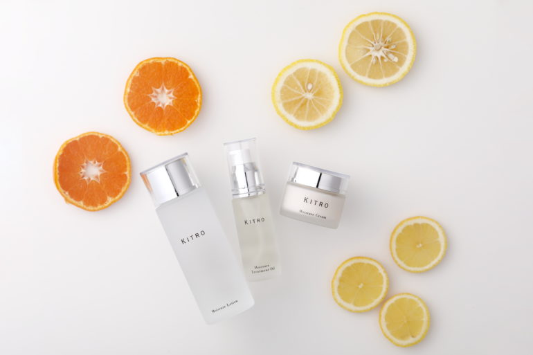 KITRO柑橘系の香り